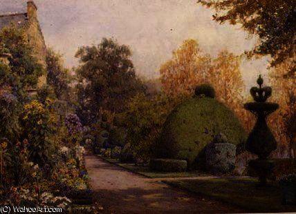 L if de marche de Ernest Arthur Rowe (1863-1922, United Kingdom)