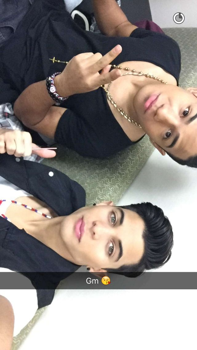 Erick and Richard