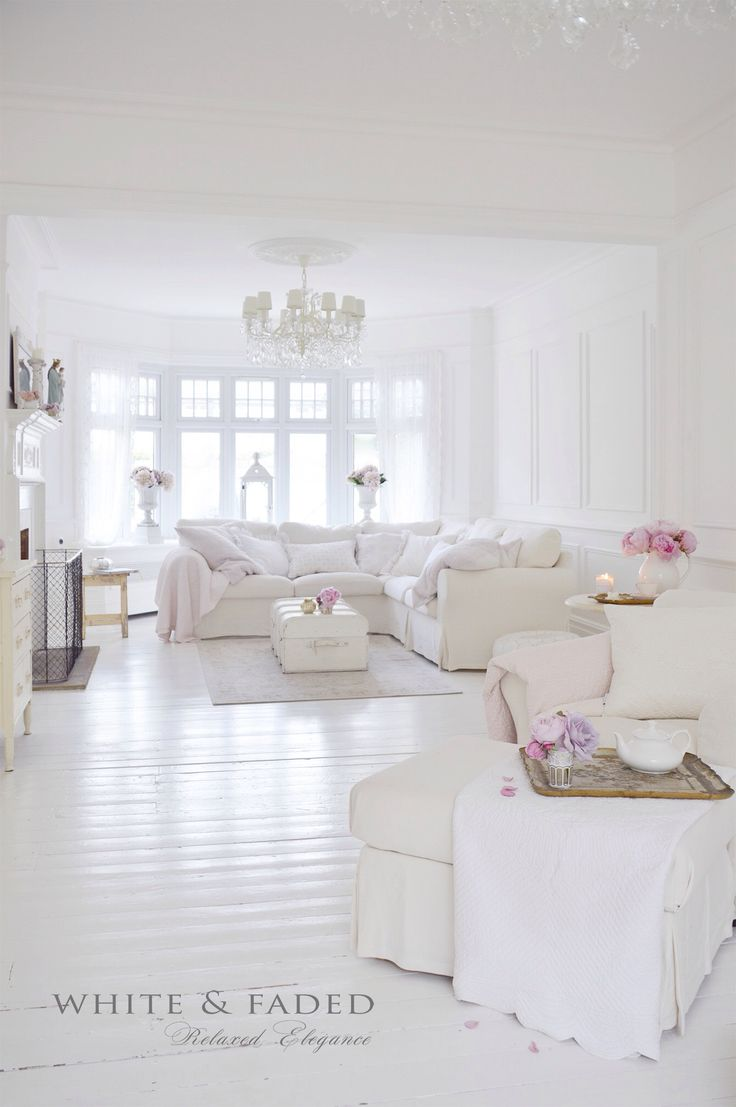 25 Best Ideas about White Lounge on PinterestWhite living room