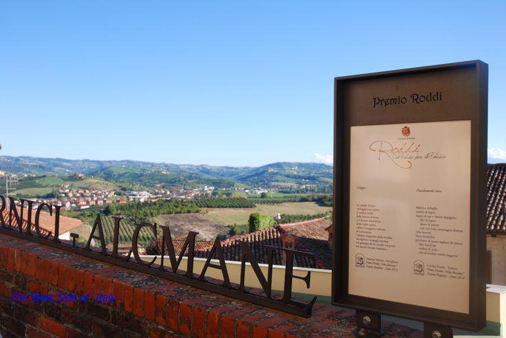 Piemonte, Provincia di Cuneo, Roddi, percorso dedicato alla poesia, Unesco #Piemonte #provinciadicuneo #Langhe #Roddi #poesia #visitpiemonte #piemonteturismo #unesco