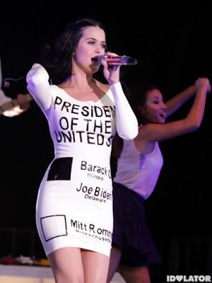 Katy perry sing
