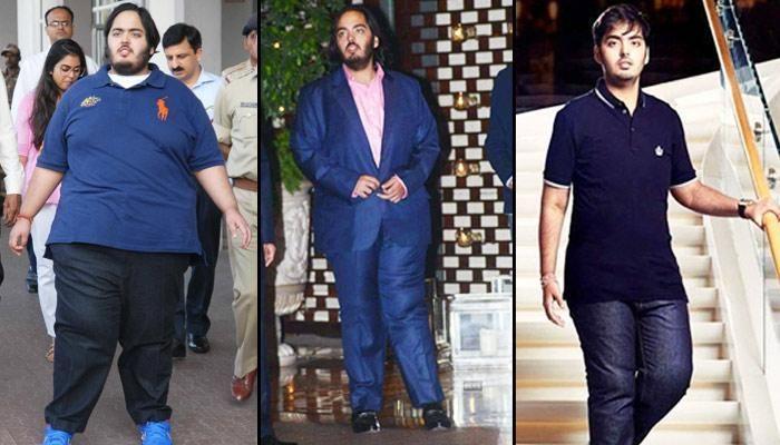 The Incredible Weight Loss Chronicle Of Mukesh And Nita Ambani's Son Anant Ambani