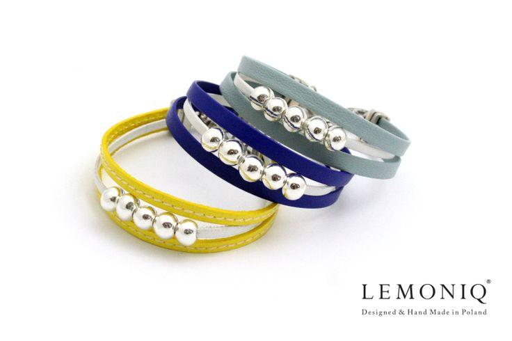 Śliczna biżuteria od Lemoniq jest dostępna w Salonach Terpiłowski