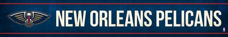 New Orleans Pelicans Street Banner $19.99