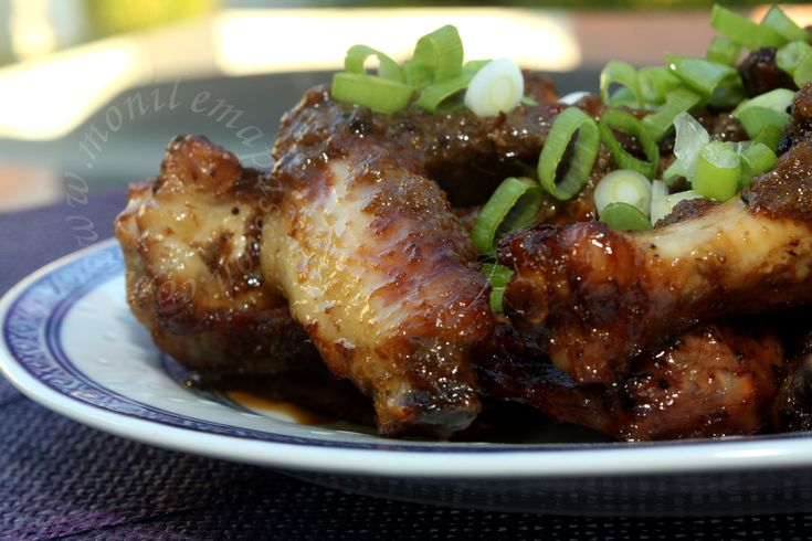 Ailes de poulet façon malaise – Malaysian style chicken wings | Mon Île, ma Passion...