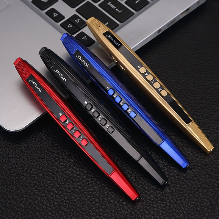 Yescool X6 mini spy voice recorder pen voice activated 360 hours Dictaphones MP3 #Yescool