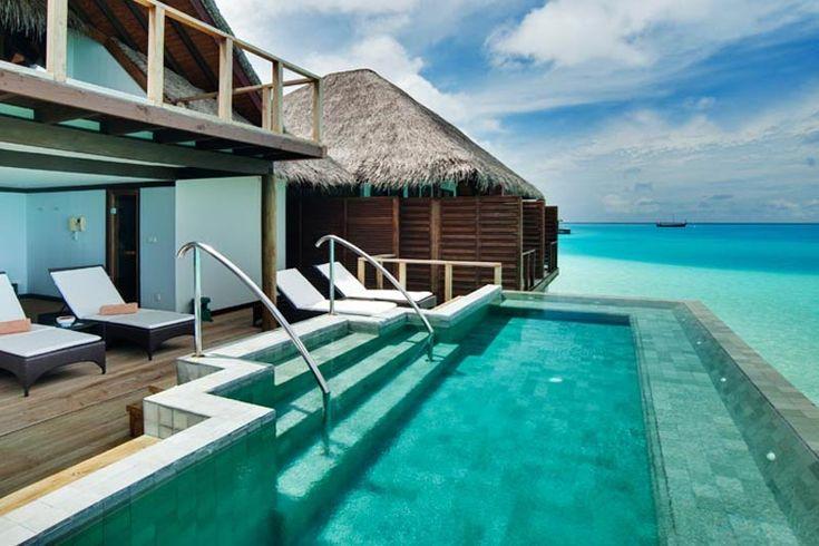 Le 19 piscine più incredibili del mondo | Spiaggia.Piksun.com  Velassaru Maldive