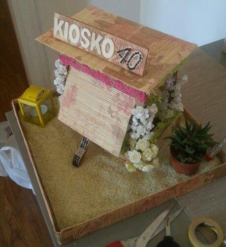 Present box close
