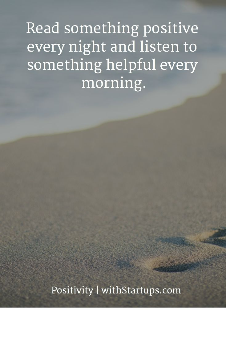 1000 images about career branding and life something positive every night and listen to something helpful every morning