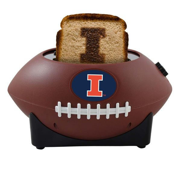 Illinois Fighting Illini Protoast MVP Team Logo Toaster - $29.99
