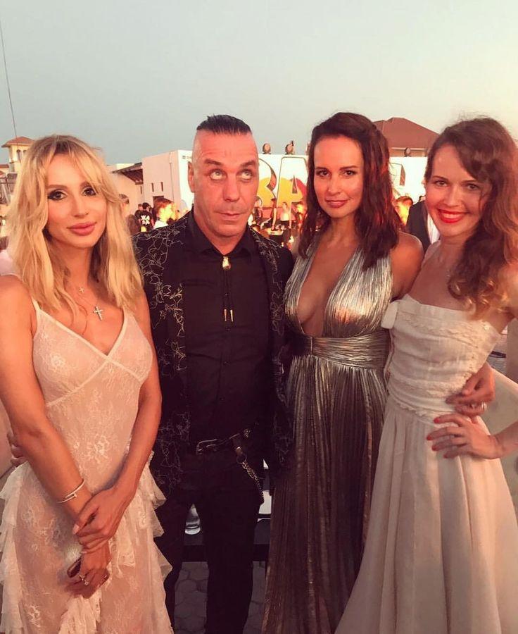 Till Lindemann 27.07.2017, Zharafest, Azerbaijan