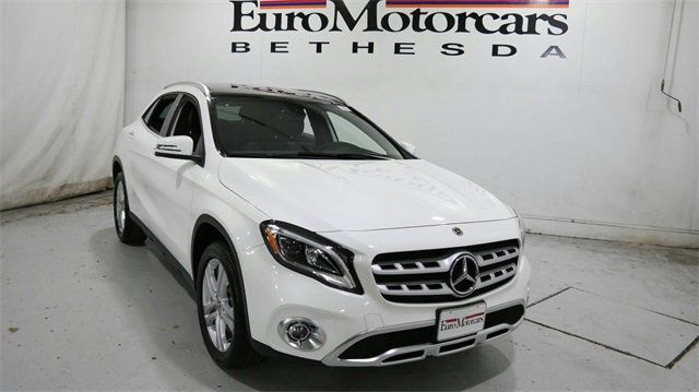 2018 Mercedes Benz Gla Gla 250 4matic Suv Mercedes Benz Gla 250