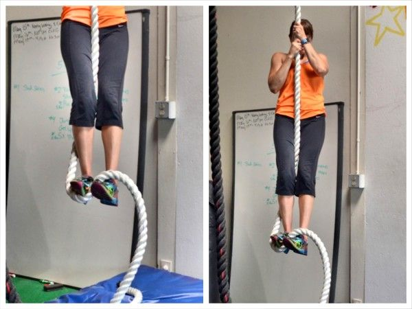 How To Climb A Rope – Tips And Rope Climb Variations
