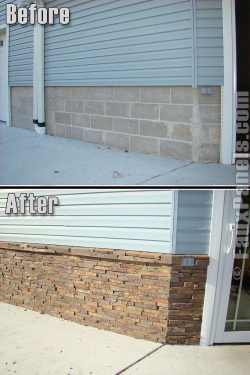 Exterior Foundation Panels
