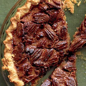 Emeril's Pecan-Chocolate Chip Pie #recipe #pie