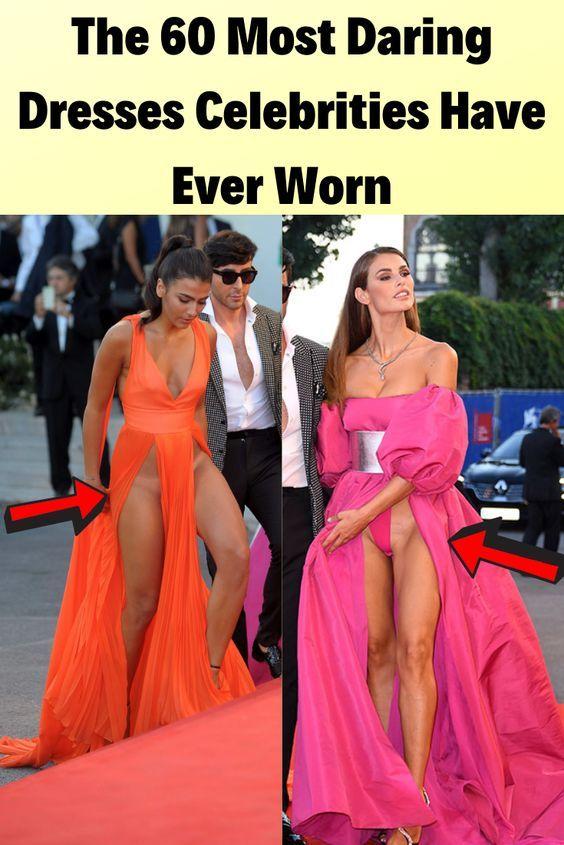 Die 60 gewagtesten Kleider, die Prominente je getragen haben