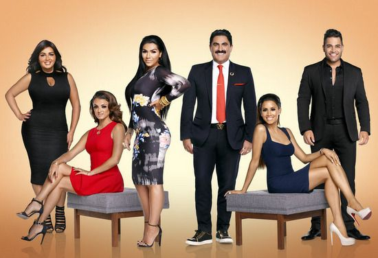 Shahs of Sunset season 4 photos and trailer. Asifa Mirza joins cast. Asa Soltan Rahmati, MJ Javid, Reza Farahan, GG Gharachedaghi, and Mike Shouhed return.