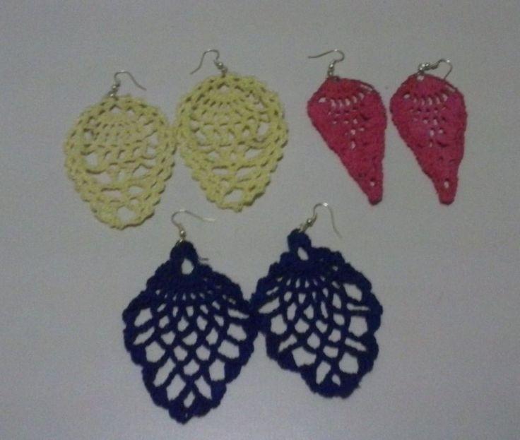Orecchini varie forme e colori, by Le creazioni di Manola, 3,00 € su misshobby.com