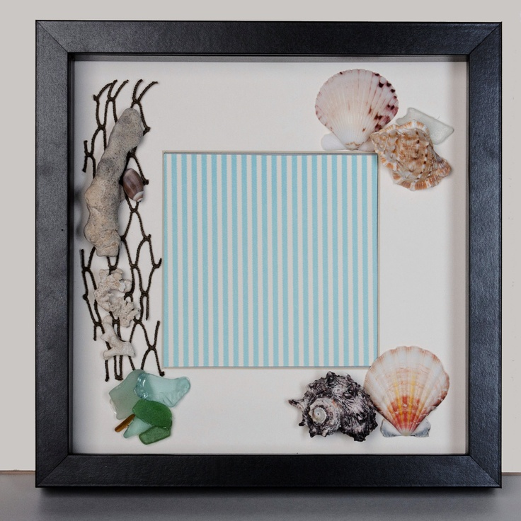 48 best Picture Frames from recycled materials images on Pinterest ...