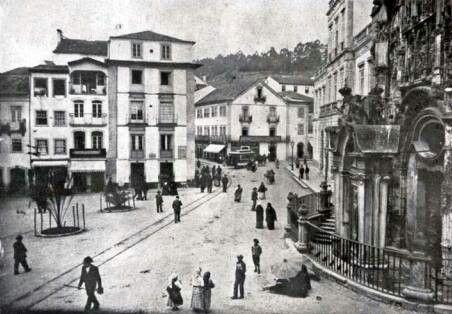 Praça 8 Maio / Largo Sansão
