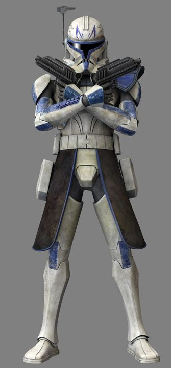 REEEEEEXXX! He is my favorite!! XD <3    Captain Rex