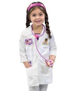 Doc McStuffins Doctors Dress Up Set.