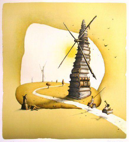 Oldřich Jelen - Don Quijote