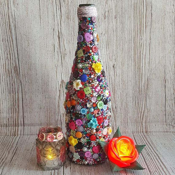 Check out this item in my Etsy shop https://www.etsy.com/uk/listing/587433371/bottle-light-sparkly-lamp-wedding-gift