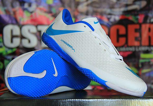 Nike Hypervenom Putih Biru Grade Ori Rp 230.000