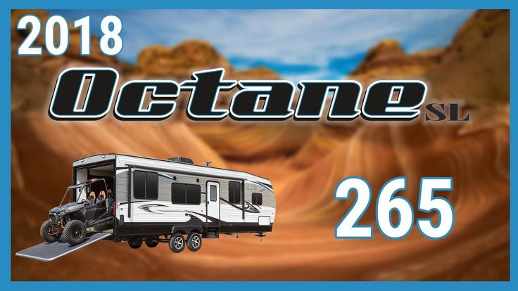 2018 Jayco Octane Super Lite 265 Toy Hauler RV For Sale TerryTown RV Superstore Check out 2018 Octane Super Lite 265 now at http://ift.tt/2fOZPX0 or call TerryTown RV today at 616-426-6407!  This outstanding 2018 Octane Super Lite 265 toy hauler puts extreme outdoor fun right at your fingertips!   With a 102 wide-body construction this toy hauler is spacious for you and your outdoor toys. A lighted power patio awning stretches almost the entire length of the RV. The front cap features an…