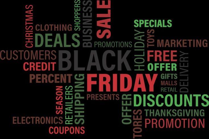 Czarny Piątek Online: promocje -70% lista sklepów internetowych