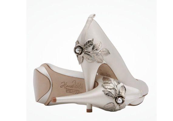 Esküvői cipők: milyen fazont válassz? | retikul.hu