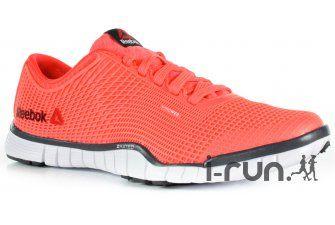 Reebok ZQuick TR W pas cher - Chaussures running femme running Fitness-Training en promo