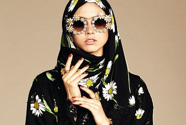 Dolce & Gabbana lança coleção de abayas e hijabs para mulheres muçulmanas » Harper's Bazaar