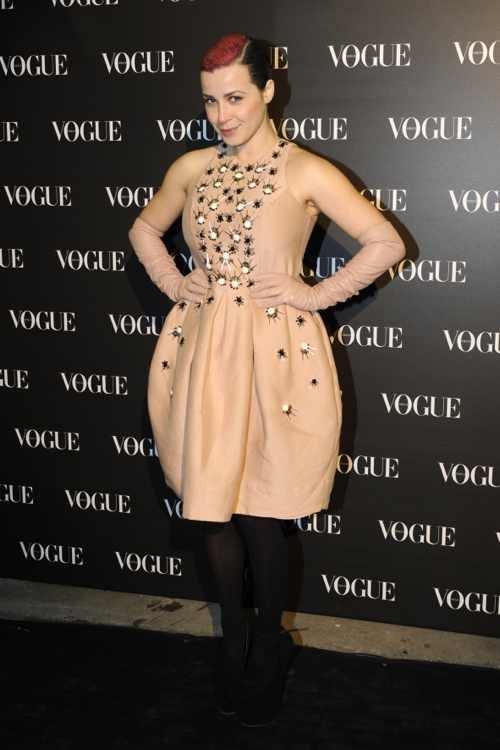 1-jarig bestaan van de Nederlandse Vogue