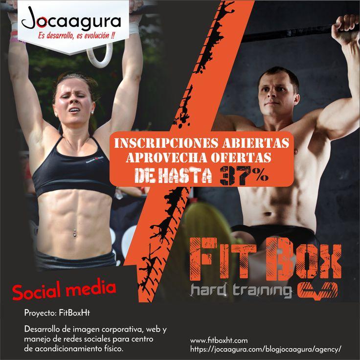 Los invitamos a conocer a nuestro cliente Fitbox HT. Porque con el trabajo y la asesoría indicada es posible tener un cuerpo bien formado. http://www.fitboxht.com/ ¿Quieres una campaña profesional en redes sociales? http://www.jocaagura.com/ #dibujamejocaagura #beauty #publicidaddigital