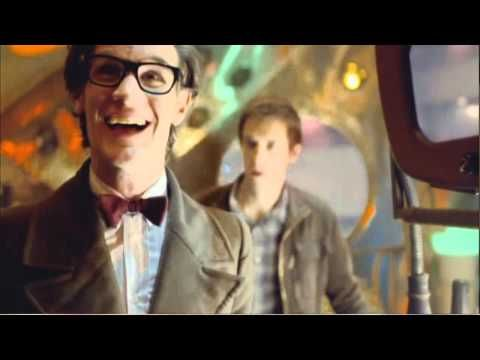 A montage of funny clips and favorite moments from the sixth series of Doctor Who starring Matt Smith, Karen Gillan, and Arthur Darvill.