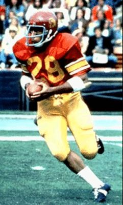 In my opinion, Anthony Davis is the all time greatest running back in USC football history.