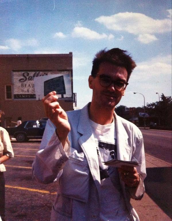 Morrissey snapshot