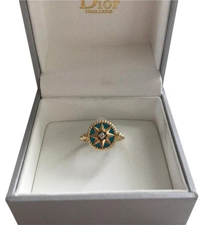 Dior Rose Des Vents Dior Ring