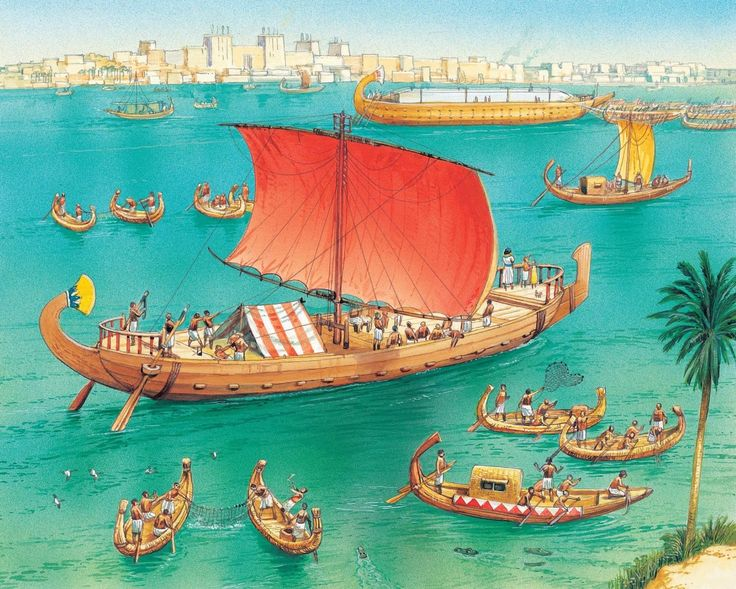 the nile s impact on ancient egypt Kids learn about ancient egyptian geography and the nile river the nile provided fertile land, transportation, and building materials for egypt.