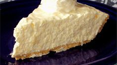 This is the perfect make-ahead pie because the refrigerator does all the work. Simply stir all the ingredients -cream cheese, crushed pineapple, pineapple gelatin, and whipped topping -and pour this delicious filling into a graham cracker crust. Chill for several hours and serve.