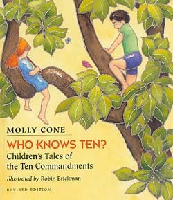 Who Knows Ten?  #shavuot: Worth Reading, Molly Cones, Kepler Book, Book Worth, Children Tales, Ten Commandments, Dr. Who, Book Resources, 10 Command