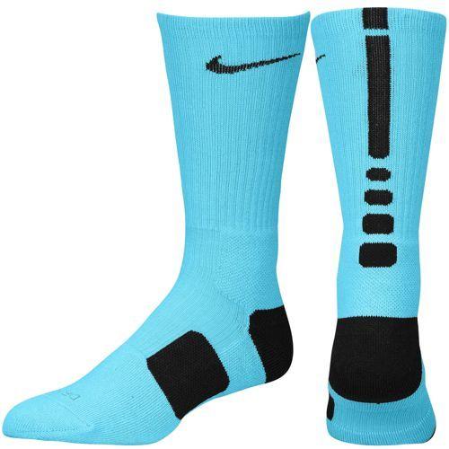 Nike Elite Basketball Crew Socks - Men's - Basketball - Accessories - White/Black