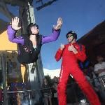 iFLY-Indoor Skydiving location Hollywood, CA..Anaheim Angels Stadium vicinity.