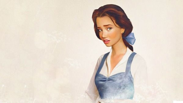 15 Realistically Drawn Disney Characters