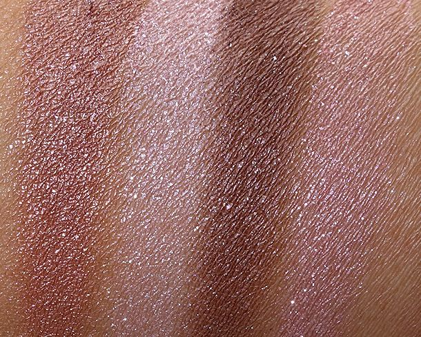 MAC Pink Sensibilities Mineralize Eye Shadow Swatch