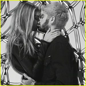 Zayn Malik Kisses Gigi Hadid in 'Pillowtalk' Video!