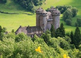 Au cœur des monts du Cantal, dans le Parc naturel des Volcans d'Auvergne, Tournemire est un des « Plus Beaux Villages de France », qui domine la vallée de la Doire.    Tourisme en Auvergne. Plus d'informations sur Tournemire : http://www.auvergne.fr/article/tournemire