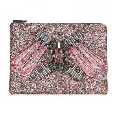Harvey Nichols Mawi clutch £545